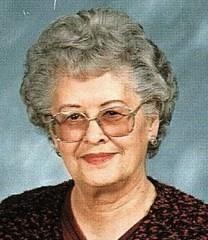 Lillian Broxson obituary photo