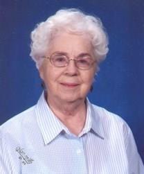 Agnes Haas obituary photo