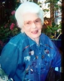 Alyene M. Burgess obituary photo