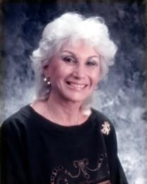 Sylvia Berger Kalin obituary photo