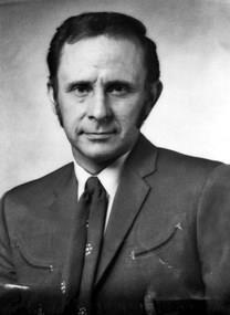 Donald Charles Warden obituary photo