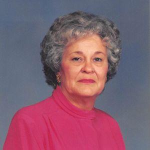 Betty  Ruth Turner McMurry Obituary Photo