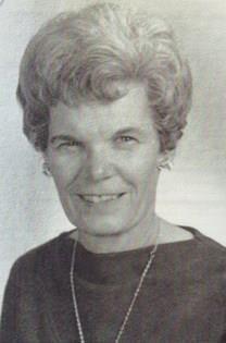 Virginia Paige obituary photo