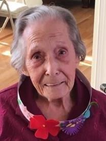 Blanche Roy Martin obituary photo