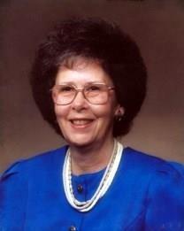 Nona C. Baxter obituary photo