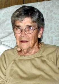 Edith Arthur Anderson obituary photo