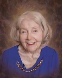 Mary Rose Menzies obituary photo