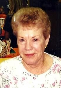 Naomi Mae Goerlich obituary photo