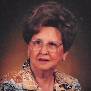 Nellie Mae Lail Pearson Obituary Photo