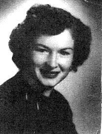 Juanita Ida Capell obituary photo