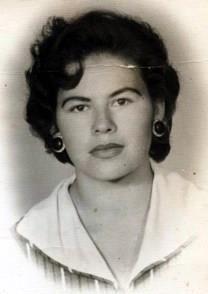 Bertha A. Cordova Rubio obituary photo