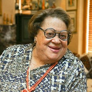 Elaine Kaufman Obituary Photo