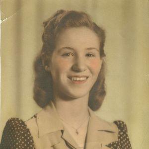 Miriam Lois Zastrow May
