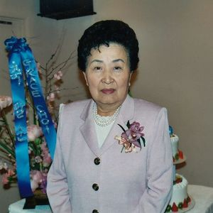 Soon Jung Chung Obituary Photo