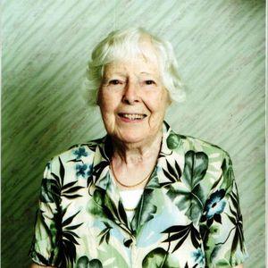 Mary L. Copley Obituary Photo