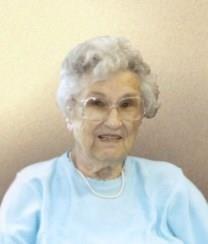 Dora Mae Perrigo obituary photo