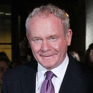 Martin McGuinness Obituary Photo