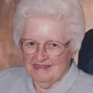Doris Eileen Greenwood