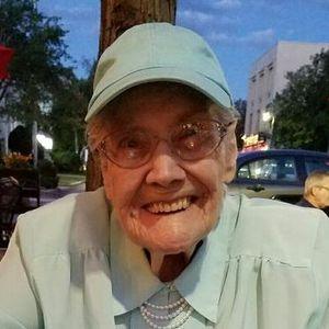 Pauline Boudreau Obituary Photo