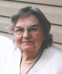 Karla Anni Luise Radack Siebach obituary photo