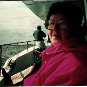 Mary T.  Collins Obituary Photo