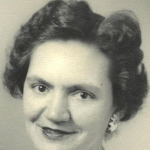 Dorothy Roper Traynum Obituary Photo