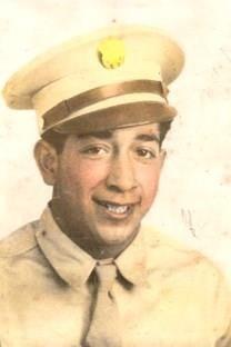 Edward Espino Saavedra obituary photo
