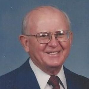 Rev. Bruce F. Knisley