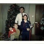 Mid-late 60's Christmas.
