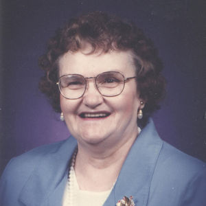 Viola E. Zierden Obituary Photo