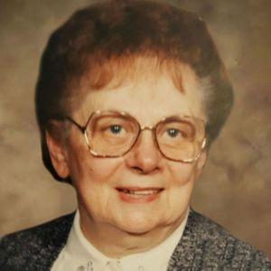 Dorothea M. Zimmer
