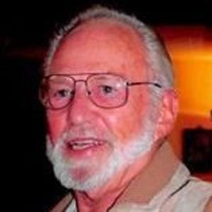 Eugene William Peterson Obituary Photo