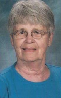 Virginia Eva Burr obituary photo