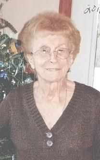 Dora Patras obituary photo