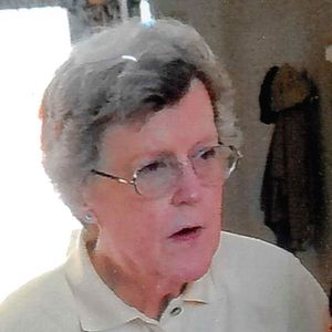 "Anne  ""Sandy""  Swenson Obituary Photo"