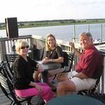 Carolyn, Marla Thornton and Clay