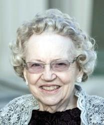 Celestia Ilein Troyer obituary photo