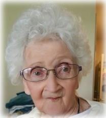Marion Janice Stewart obituary photo