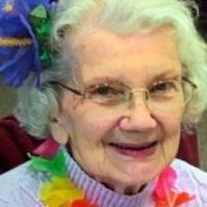 Audrey Bertha Barker