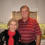 Carolyn and Clay Matthews