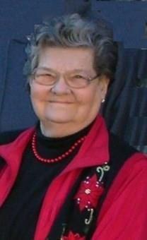 Dorris Kennedy Holzheauser obituary photo
