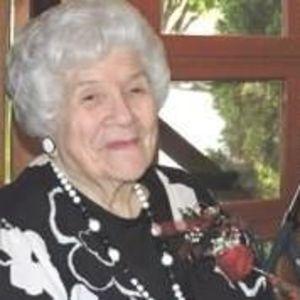 Betty Elizabeth Bradley Whisenant