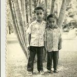 Brothers - Abraham & David