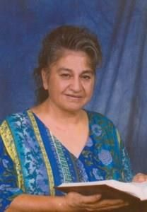 Nellie Ramirez obituary photo