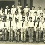 Abraham - Middle Row, 3rd from Left