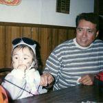 Melia & Grandpa Abe