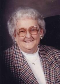 Hazel Funk Hisey obituary photo