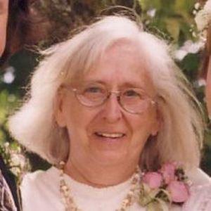Marlene Meredith (Swanson) Dunbury