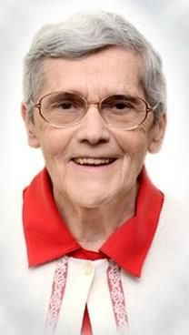 Sr. Joan Carroll SSJ obituary photo