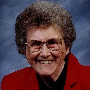 Alice Vickers Obituary Photo